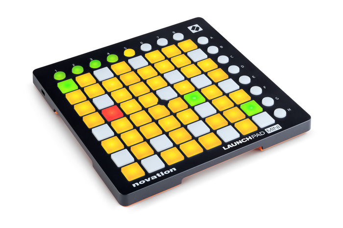 NOVATION LAUNCHPAD MINI MKII USB GRID CONTROLLER