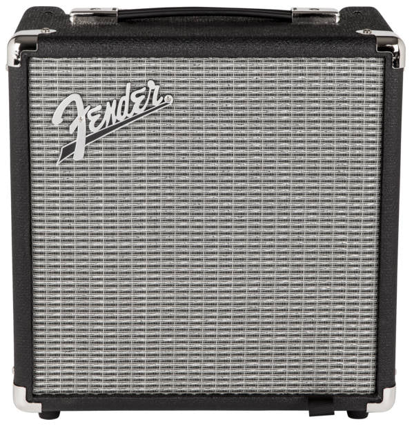"FENDER RUMBLE 15 (V3) 15-WATT 1x8"" COMBO BASS AMPLIFIER"