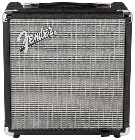 "FENDER RUMBLE 15 (V3) 15-WATT 1x8"" COMBO BASS AMPLIFIER 