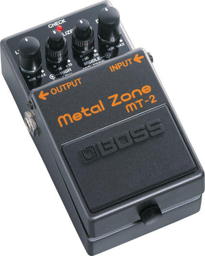 BOSS MT-2 METAL ZONE PEDAL | Zoso Music