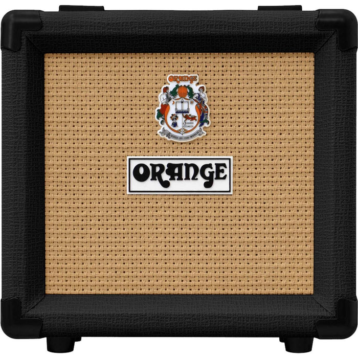 ORANGE PPC108 20-WATTS MICRO TERROR CABINET, BLACK
