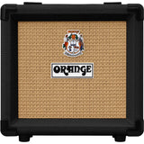 ORANGE PPC108 20-WATTS MICRO TERROR CABINET, BLACK | Zoso Music
