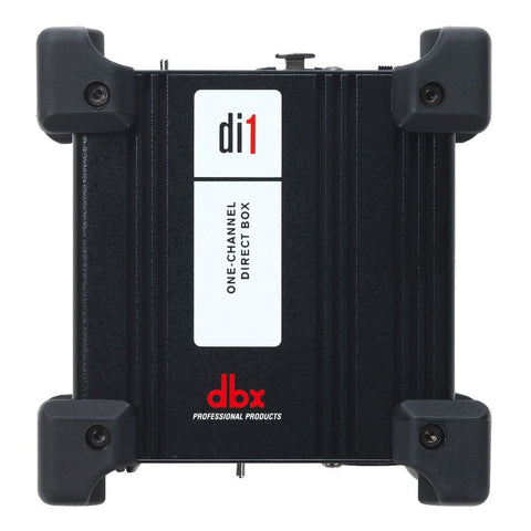 DBX DI1 ACTIVE DIRECT INJECTION BOX | Zoso Music