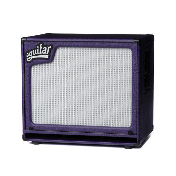 Aguilar 2020 Limited Edition SL 115 400W Bass Speaker Cabinet, 8 ohm, Royal Purple