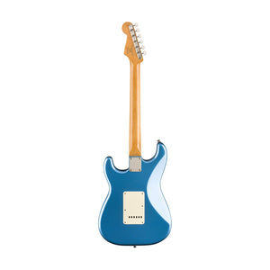 Squier Classic Vibe 60s Stratocaster Electric Guitar, Laurel FB, Lake Placid Blue