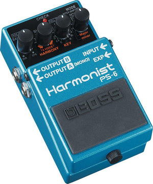 BOSS PS-6 HARMONIST PEDAL | Zoso Music