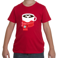 Children's Hot Chocolate Apres Ski T-shirt