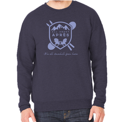 All About Apres Crewneck