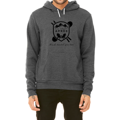 All About Apres Adirondack Chair Hoodie