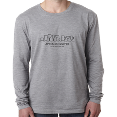 All About Apres, Apres Ski Quiver Long Sleeve Tee