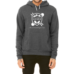 All About Apres Signature Adirondack Chair Hoodie