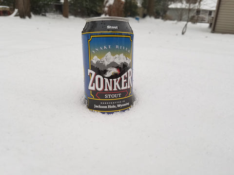 Snake River Brewing Company Zonker Stout