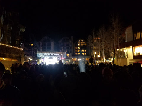 Solaris Stage Vail Village Burton U.S. Open