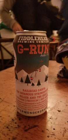 Fiddlehead G-Run, WinterWonderGrass, Stratton Mountain Resort