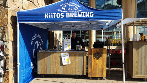 Kiitos Brewing, Snowbasin Resort