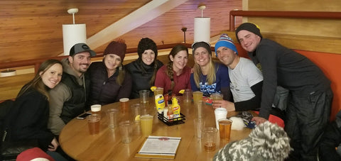 Apres Ski Station Tap Room Mount Snow