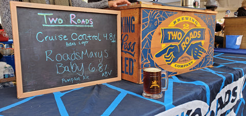 Two Roads Brewing Mount Snow Oktoberfest