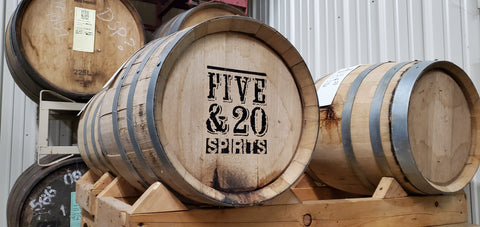 Five & 20 spirits and Craft Brewery