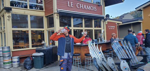 Le Chamois Squaw Valley