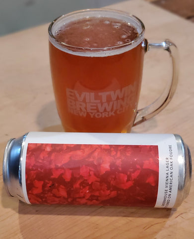 Evil Twin Brewing New York Vienna Lager