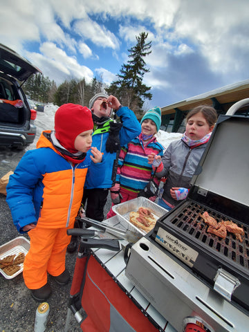 Kids Tailgate Party