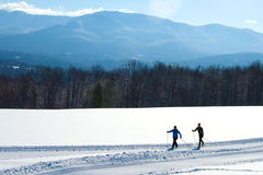 Trapp Family Lodge Cross Country Skiing