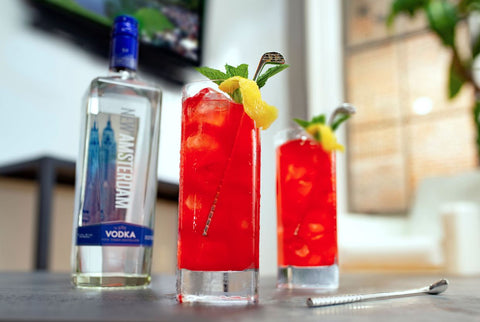 New Amsterdam Vodka Azalea