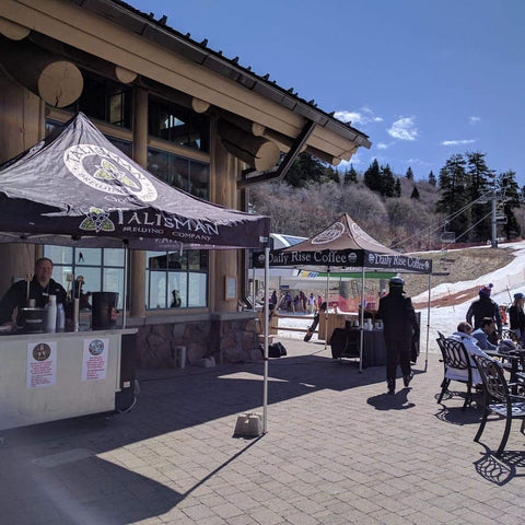 Snowbasin Resort, Talisman Brewing Company