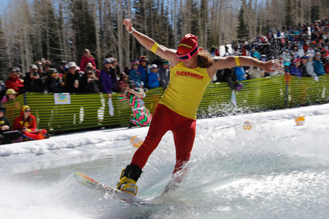 Park City's Spring Gruv Highlighted by This Weekend's Pond