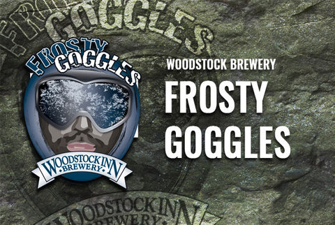 Woodstock Brewery Frosty Goggles