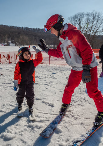 Holiday Valley Ski Lessons