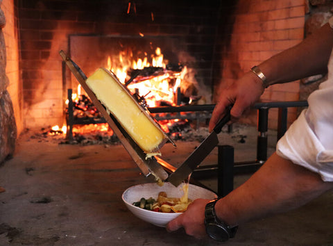 Lodge at Spruce Peak Raclette