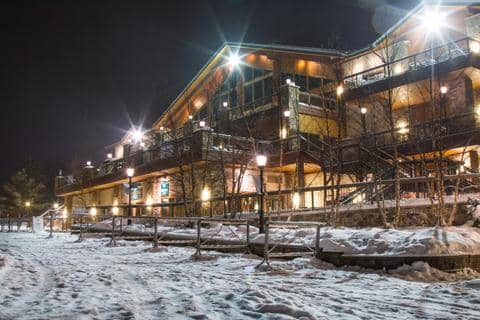 Holiday Valley Lodges