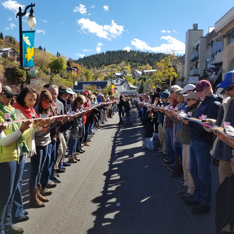 Park City 4th Annual Shot Ski Event