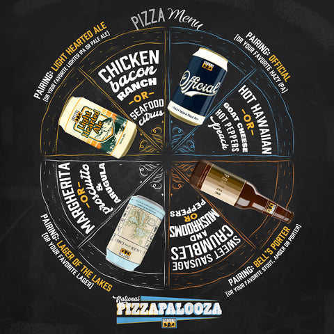 Bell's Brewery National Pizzapalooza