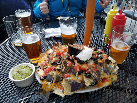 Red Lion Vail Famous Nachos