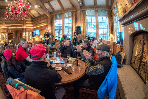 apres ski, cinnabar at Snowbasin