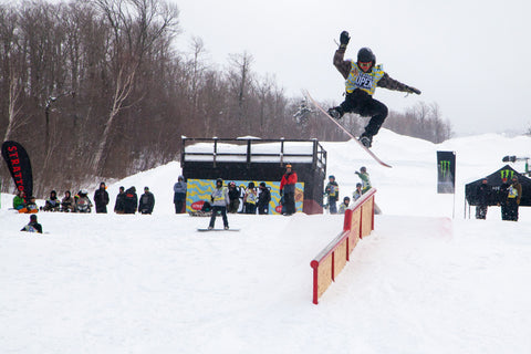 Vermont Open Rail Jam, Stratton Mountain Resort