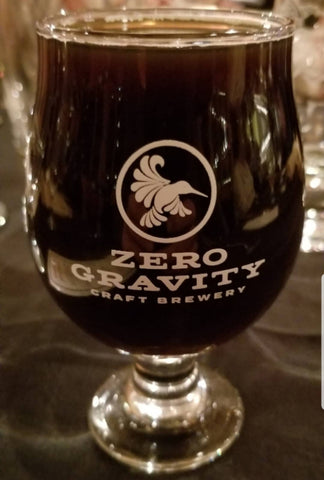 Zero Gravity Craft Brewery Extra Stout