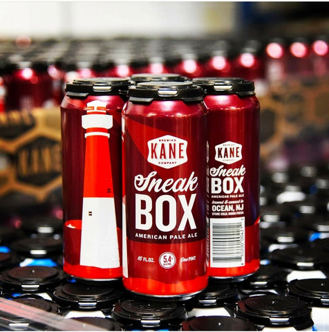 Kane Brewing Sneakbox