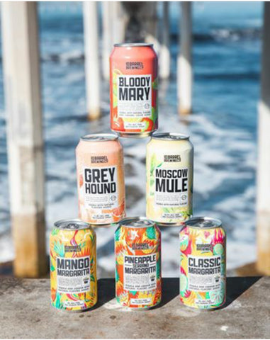 10 Barrel Brewing Canned Cocktails