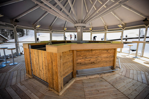 Windham Mountain Umbrella Bar
