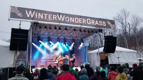 Horseshoes and Hand Grenades, WinterWonderGrass, Stratton Mountain Resort