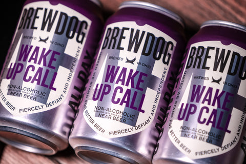Brew Dog Wake Up Call
