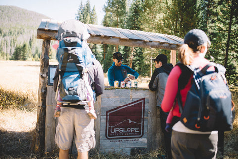 Upslope Brewing Backcountry Tap Room
