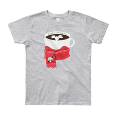 All About Apres Kids' Hot Chocolate Tee