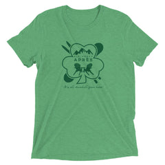 Apres All St. Paddy's Day Tee, All About Apres