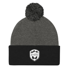All About Apres Pom Pom Hat