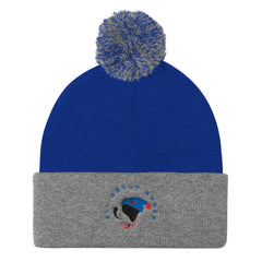 Apres The St. Bernard Pom Pom Hat