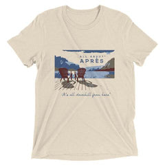 All About Apres Just Chillin Tee